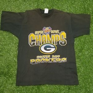 1997 Green Bay Packere Super Bowl Champs Tee